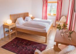 Grüne Erde Doppelzimmer mit herrlichem Ausblick, Bacherhof