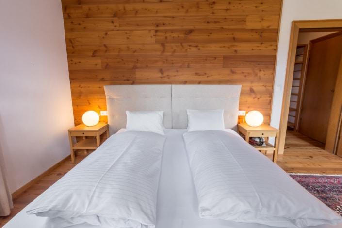 Grüne Erde Apartment Schlafzimmer, Bacherhof