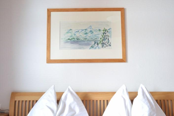 Entspannter Schlafkomfort im Urlaub am Bacherhof