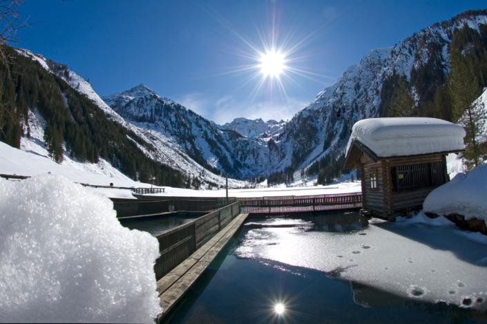 Winterzauber am Steirischen Bodensee