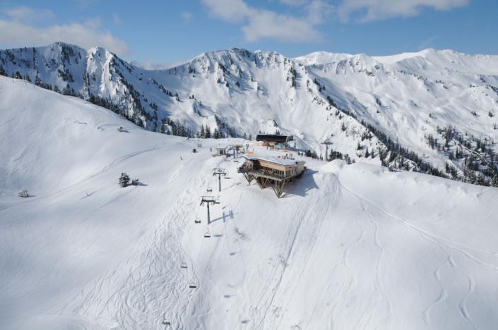 Skifahren auf 123 Pistenkilometer in Schladming-Dachstein