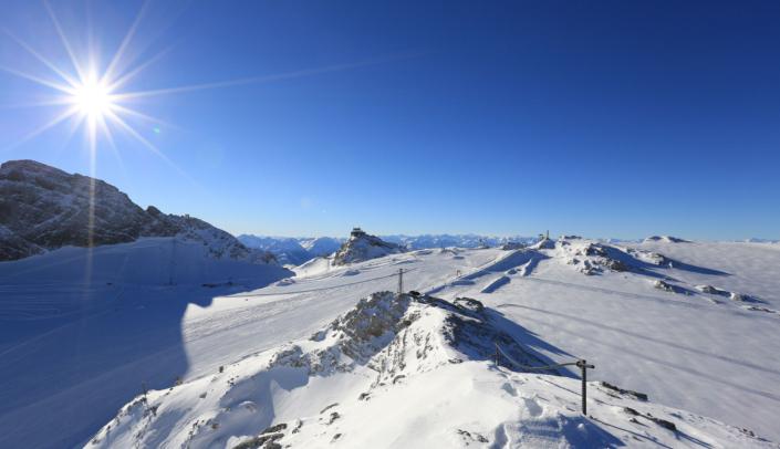 Wintererlebnis Dachstein Gletscher