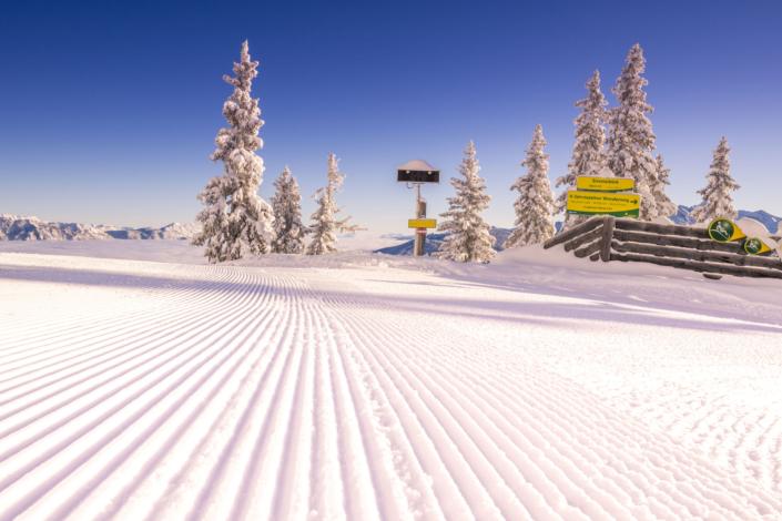 perfekte Skipisten auf den Skibergen von Ski amadé