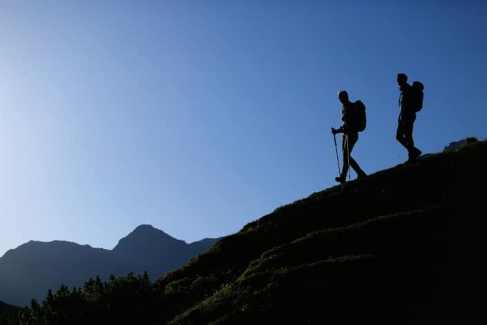 Weitwandern in den Schladminger Tauern und Dachsteinmassiv