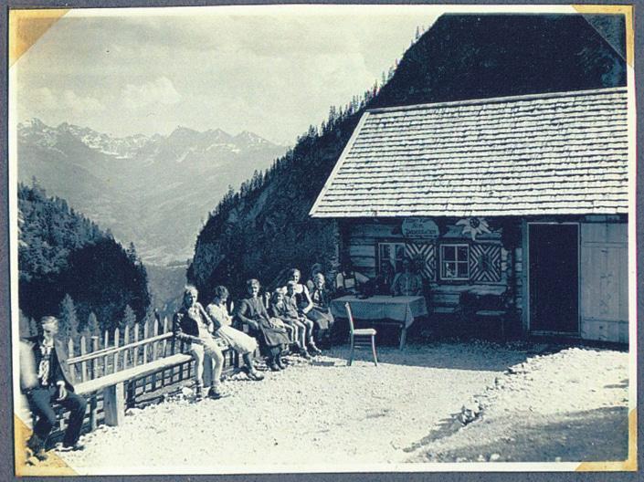 Geschichte der Silberkarhütte