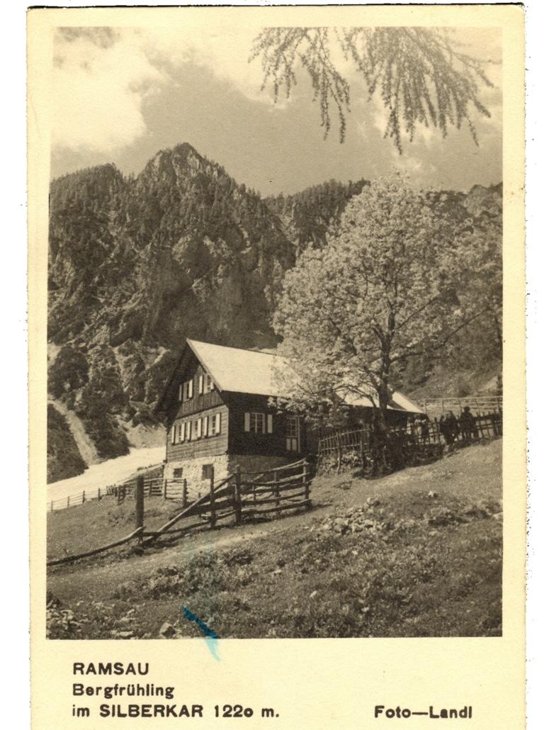 Silberkarhütte-1965