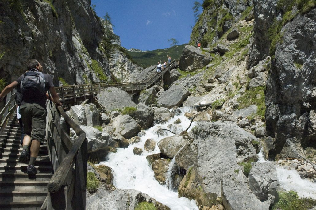 Silberkarklamm in Ramsau am Dachstein