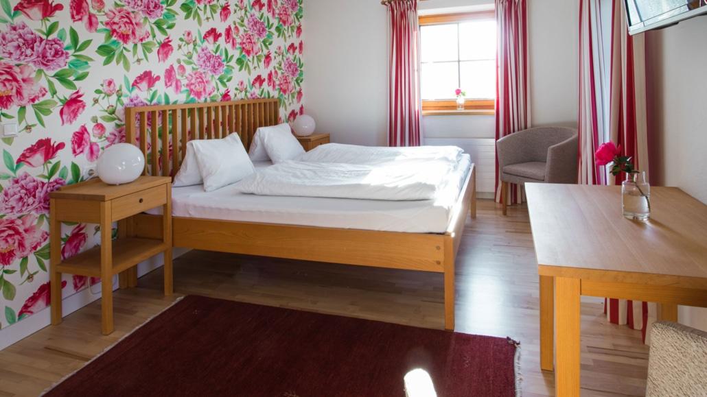 Grüne Erde Doppelzimmer Bacherhof