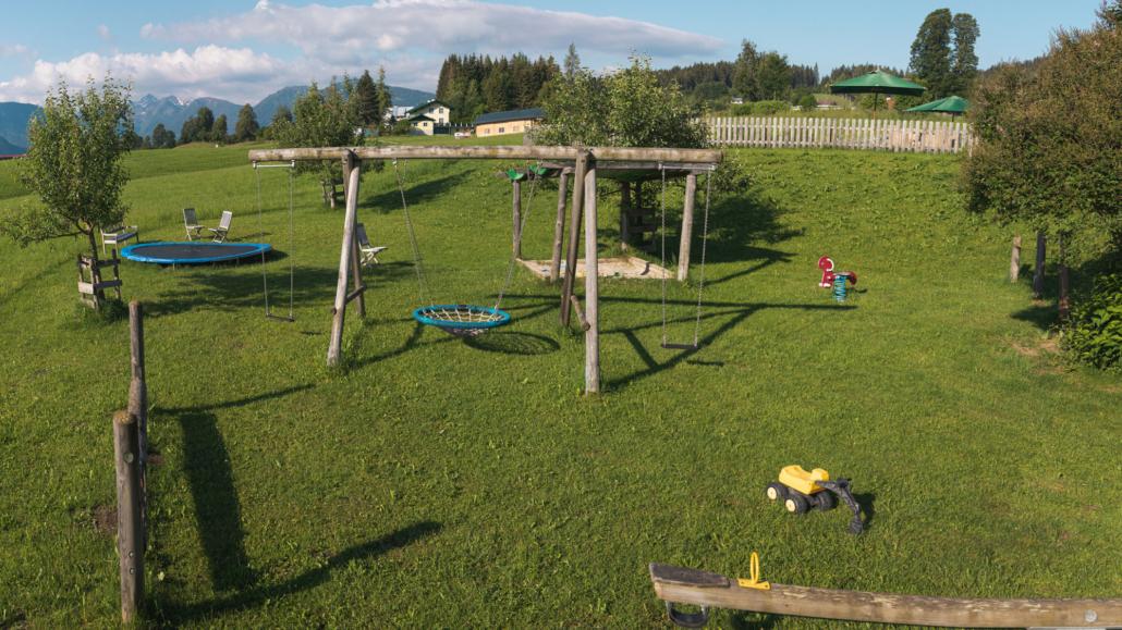 Natur Kinderspielplatz Bacherhof