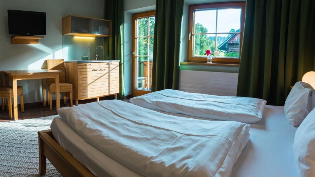 Grüne Erde Studio Bacherhof Ramsau