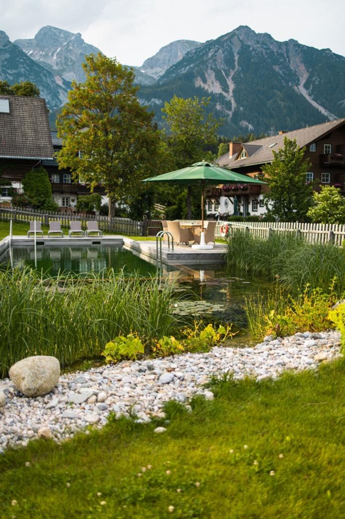 Gartenanlage Bacherhof